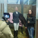 Interview Benthe de Graaf, winnares MacRider Cup M pony's
